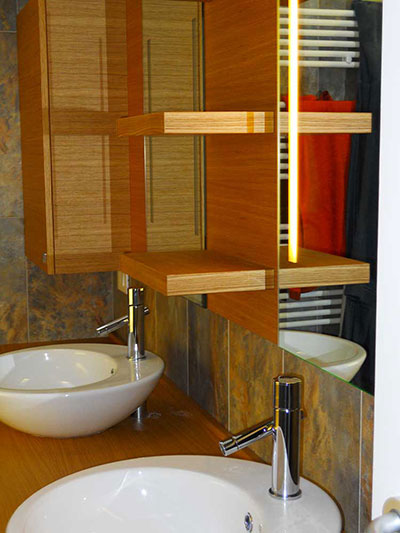 Mobile bagno stile moderno > Photo gallery > ArtArredo