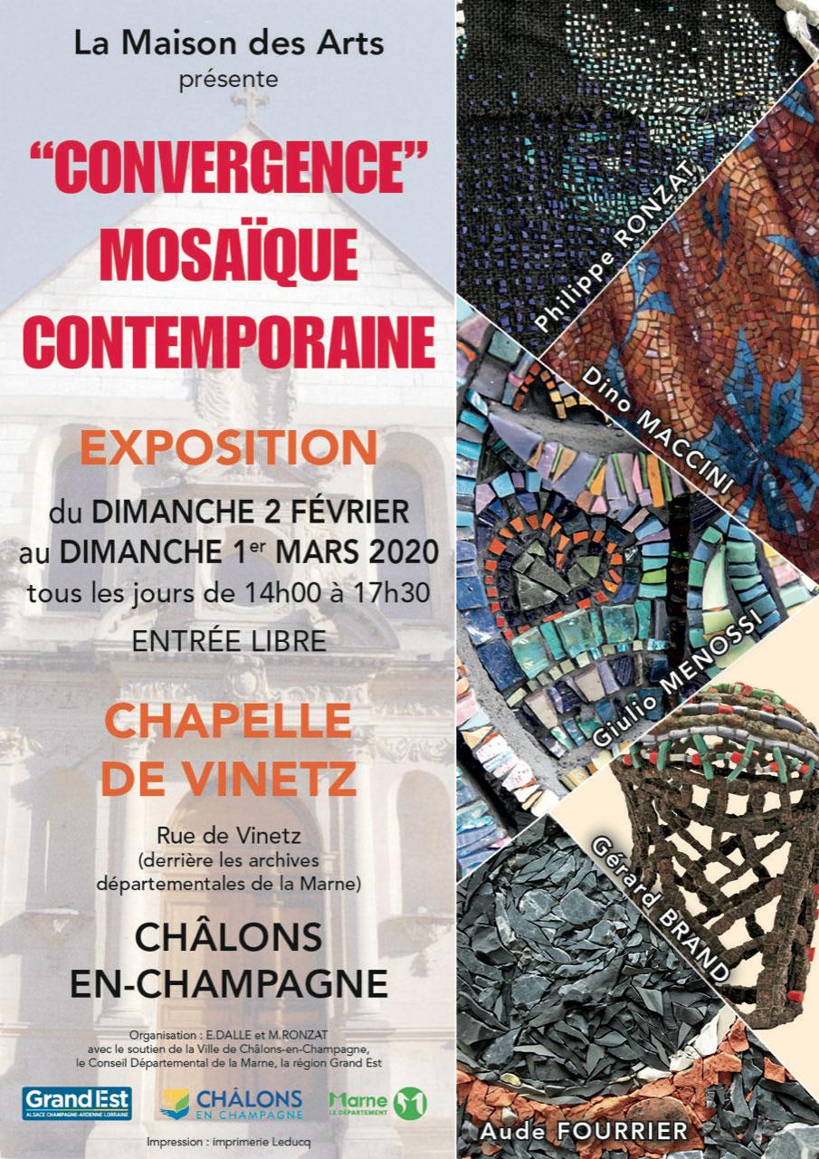 Mostra di dino Maccini in Francia dal 2 febbraio 2020