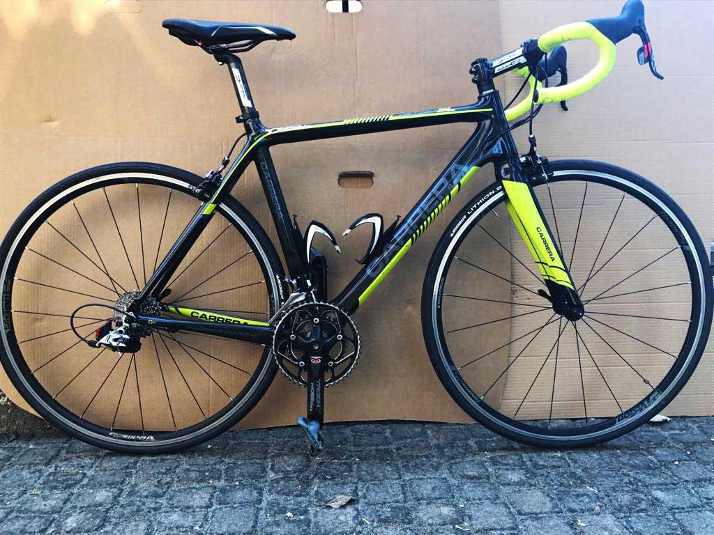 bici corsa usata