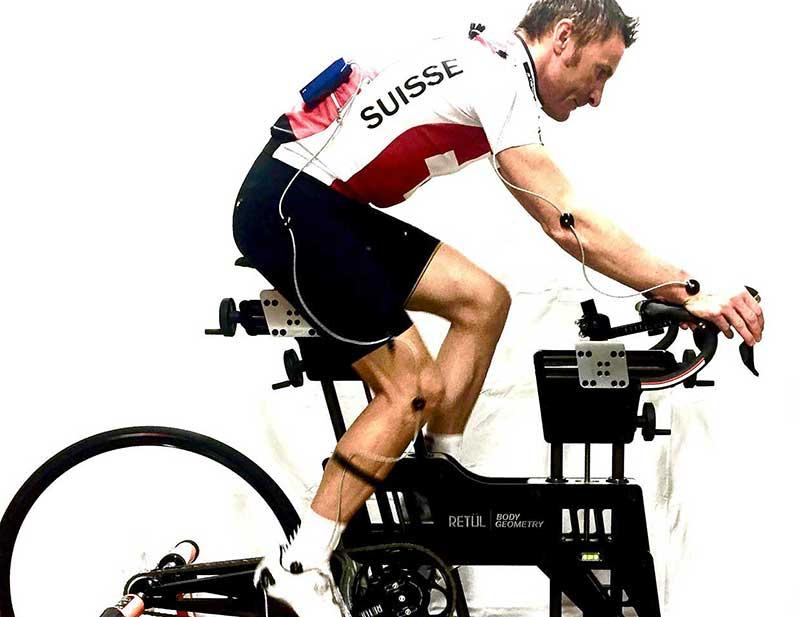 cosa è la biomeccanica del ciclista