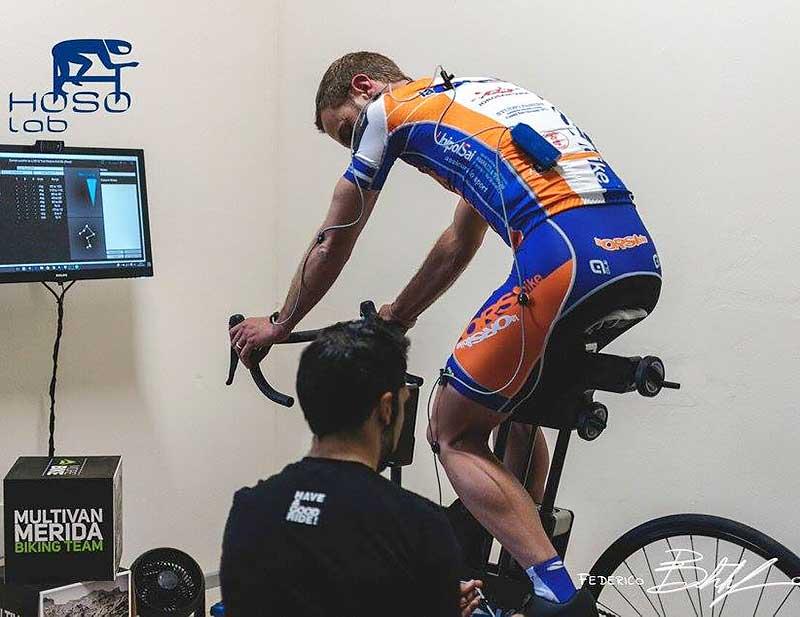 come si svolge la visita biomeccanica del ciclista