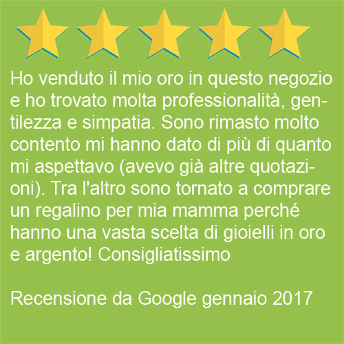recensione magic gold da google