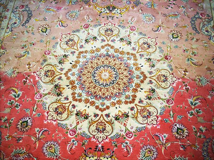 Riparazione tappeti persiani antichi e arazzi photo - Tappeti persiani antichi ...