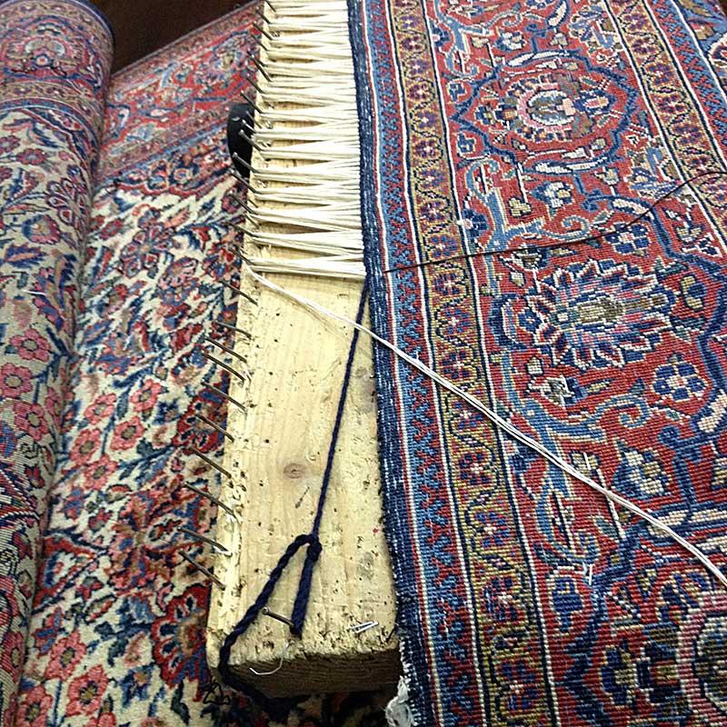 Tipi di tappeti amazing pulitura tappeti orientali with tipi di tappeti alla fine della molti - Valore tappeto persiano ...