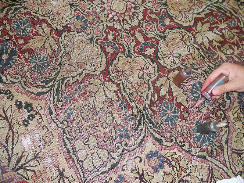 Riparazione Tappeti Persiani antichi e arazzi > Photo ...