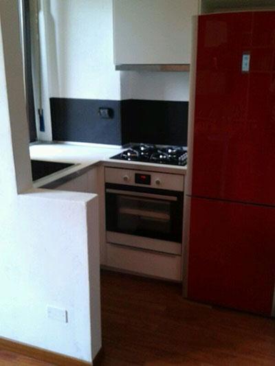 Ristrutturazione cucina photo gallery key casa service - Ristrutturazione cucina milano ...