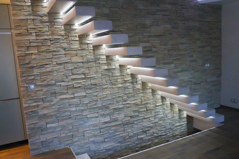 Scale a sbalzo photo gallery di me s scale - Progetto scale interne ...