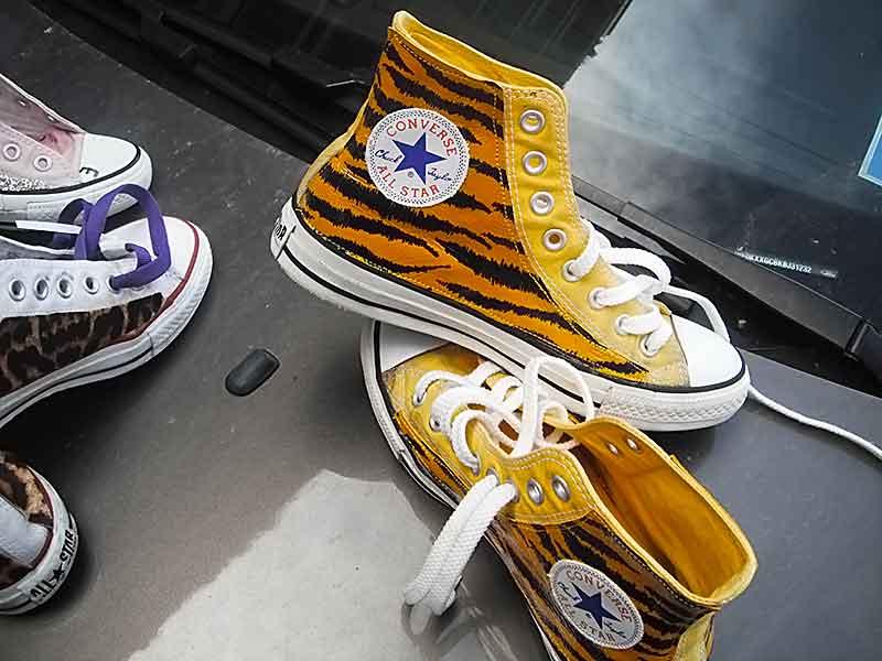 Personalizzazione Converse All Stars > Tip Top Calzoleria Antonio ...