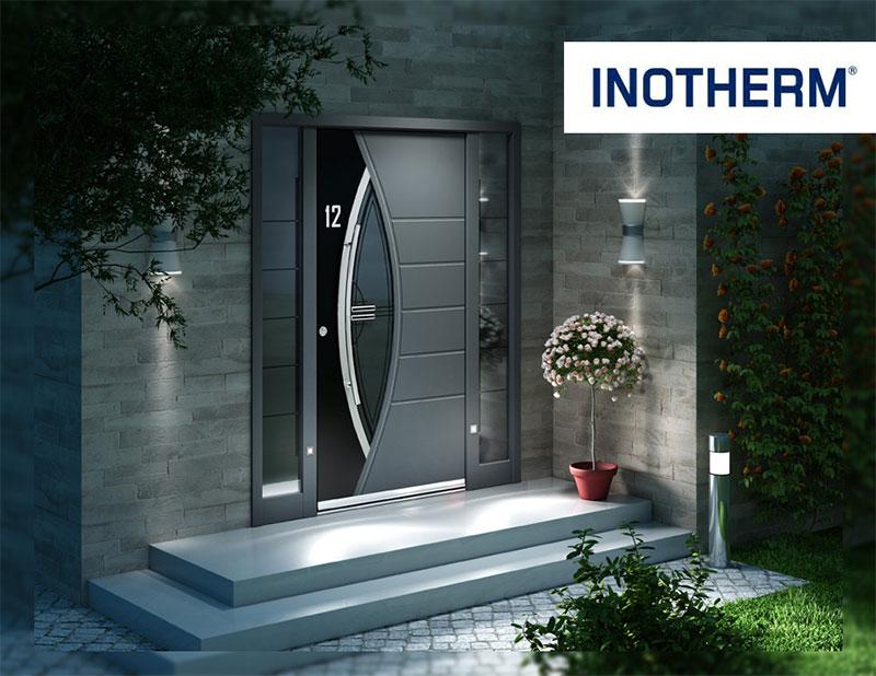 Portoni condominiali e porte d ingresso sensor for Ingresso ville moderne