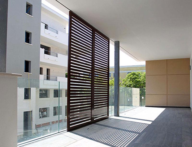 Frangisole in alluminio md alluminio - Pannelli oscuranti per finestre ...
