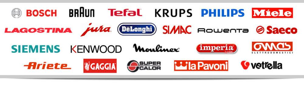 Elettrodomestici riparazione vendita for Marche lavatrici