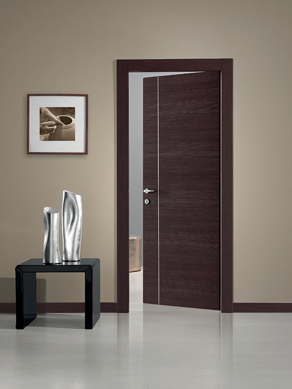 Porte per interni bari collezione scratch photo gallery mizzi franco infissi - Colori per interno ...
