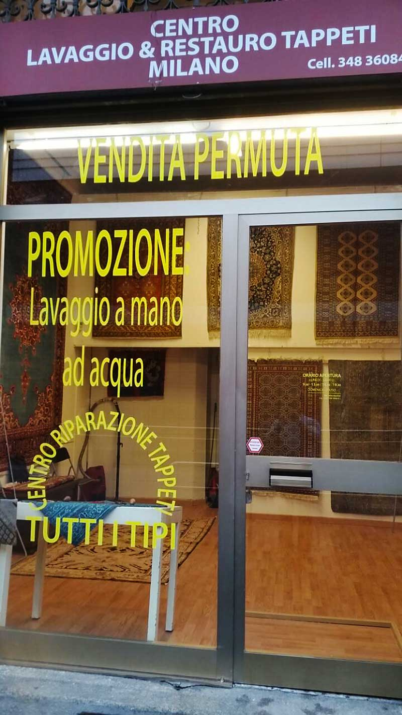 Vendita Tappeti A Milano centro lavaggio tappeti > photo gallery > centro lavaggio