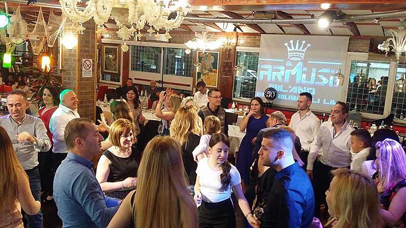 serata 14 aprile 2018 ristorante persiano a milano