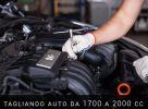 Tagliando Auto da 1700 a 2000 cc