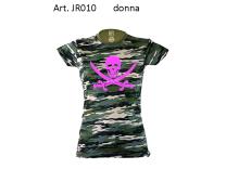 T-shirt  Donna Mimetica