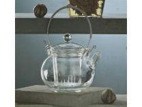 Teiera in vetro
