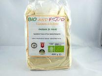 Farina di Fave 400 gr