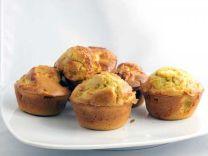 Muffin Cannellini Mandorle Carote