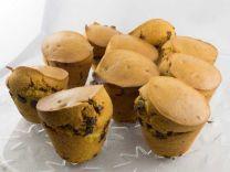Muffin Quinoa e Cioccolato 6pz