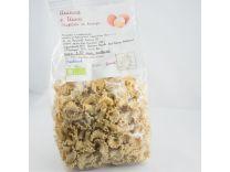 Pasta di quinoa integrale  e uovo
