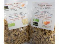 Pasta quinoa integrale e zucca