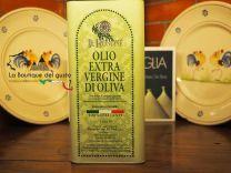 Olio EVO Filtrato 5LT
