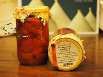 Pomodori pelati al basilico