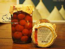 Pomodorini al basilico 680g