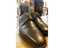 Tintura scarpe uomo basse