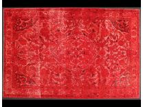 Vintage broccato red 200x302 cm