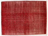 Vintage red 181x260 cm