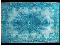 Vintage broccato turquoise 217x304 cm