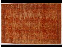 Vintage orange 180x265 cm