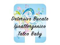 Detersivo Bucato Ipoallergenico Talco Baby