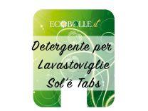 Sol'È Tabs Detergente per Lavastoviglie