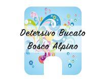 Detersivo Bucato Bosco Alpino