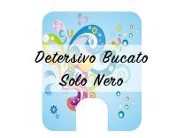 Detersivo Bucato Solo Nero