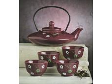 Set da tè in porcellana MEI LI