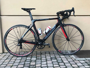 Bici CARRERA ERAKLE mis 56 montata super record € 1900,00.