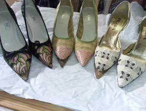 Modifica punta scarpe. Sia per accorciare sia per allargare