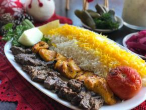 kebab chengeh  کباب چنجه