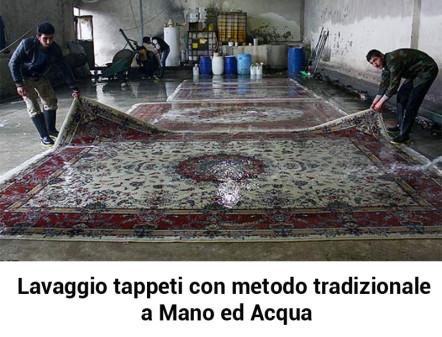 Centro Lavaggio Tappeti Milano