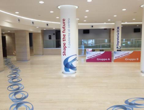 Allestimento Convention Chia Laguna Resort Sardegna