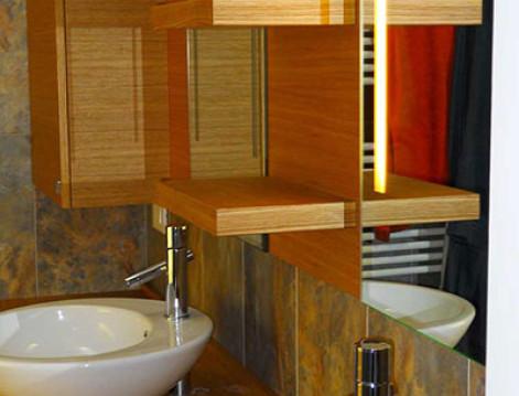 Mobile bagno stile moderno