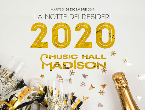 Eventi e Concerti al New Madison