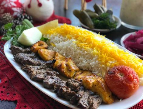 I nostri Piatti Persiani