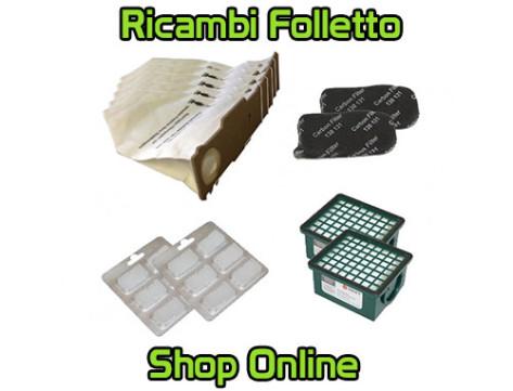 Ricambi folletto shop online clean tech folletto - Acquisto folletto on line ...