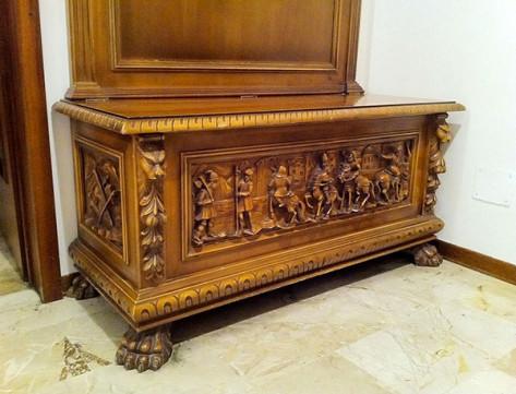 Pin mobili antichi arredamento e casalinghi in vendita a - Mercatino mobili antichi ...