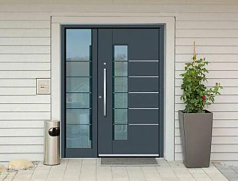 Portoni condominiali e porte d ingresso sensor - Portoni da esterno prezzi ...